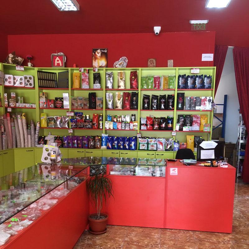 Магазин за кафе, Победа 22, Пловдив